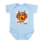 Monroe Coat of Arms Infant Creeper