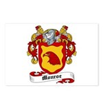 Monroe Coat of Arms Postcards (Package of 8)