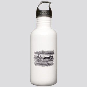 Alice and the Mouse Stainless Water Bottle 1.0L