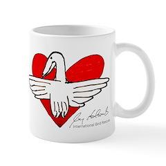 Pelican Love Mug