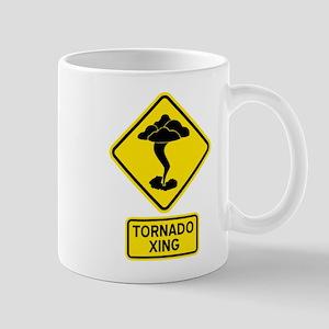 Tornado Crossing Mug