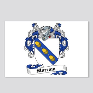 Morrow Coat of Arms Postcards (Package of 8)