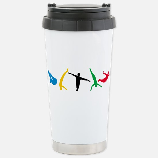 Diving Divers Stainless Steel Travel Mug