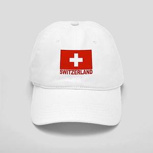 Switzerland Flag Cap