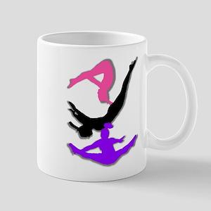 Trampoline Gymnast Mug