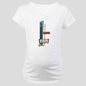 Bayville Liquors Maternity T-Shirt