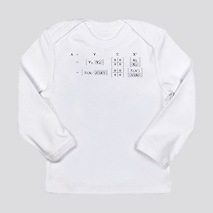 Fundamental spaces Long Sleeve Infant T-Shirt
