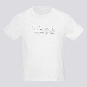 Fundamental spaces Kids Light T-Shirt