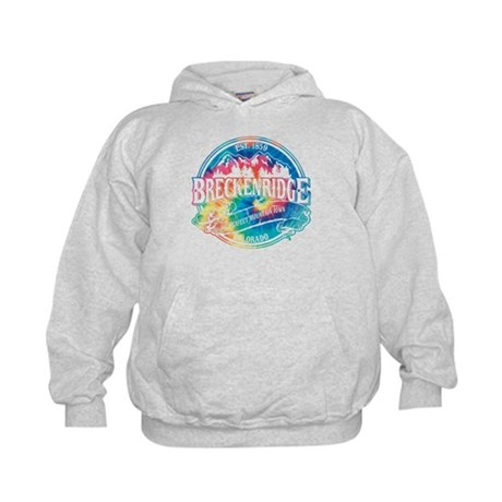 Breck Old Circle Perfect Kids Hoodie