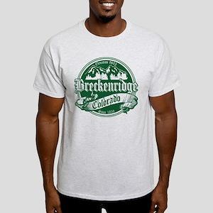 Breckenridge Old Green Light T-Shirt