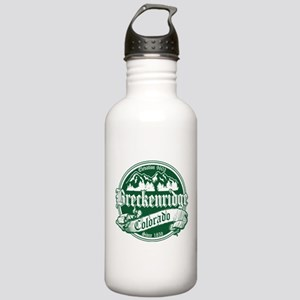 Breckenridge Old Green Stainless Water Bottle 1.0L