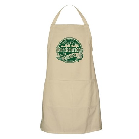 Breckenridge Old Green Apron