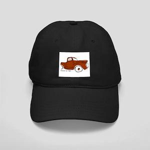Ride it! Black Cap
