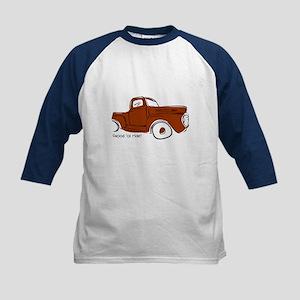 Ride it! Kids Baseball Jersey