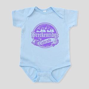 Breckenridge Old Violet Infant Bodysuit