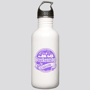 Breckenridge Old Violet Stainless Water Bottle 1.0