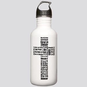 Names of Jesus Stainless Water Bottle 1.0L
