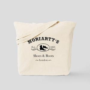 Moriarty's Shoe Shop Tote Bag