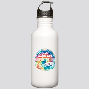 Breckenridge Old Tie Dye Stainless Water Bottle 1.