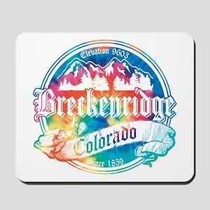 Breckenridge Old Tie Dye Mousepad