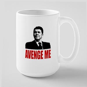 Avenge Me! Reagan - Large Mug
