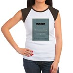 Chemistry of A Nation Women's Cap Sleeve T-Shirt