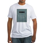 Chemistry of A Nation Fitted T-Shirt