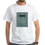 Chemistry of A Nation White T-Shirt