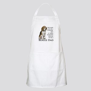 Beagle Dad Apron