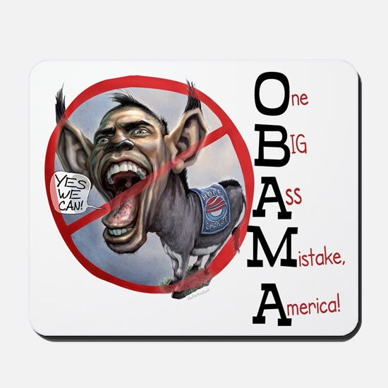 Obama Big Ass Mousepad