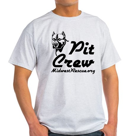 Pit Crew Light T-Shirt