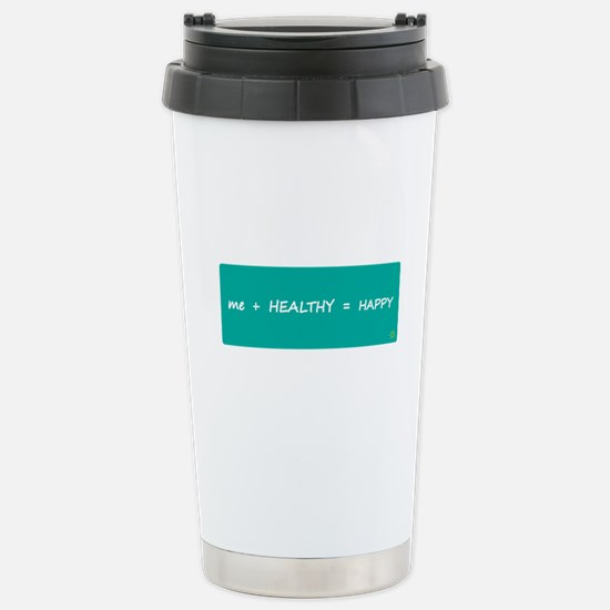 HAPPY MATH > Stainless Steel travel mug