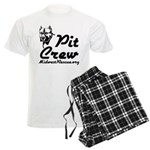 Pit Crew Men's Light Pajamas