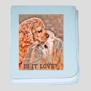 is it love? baby blanket