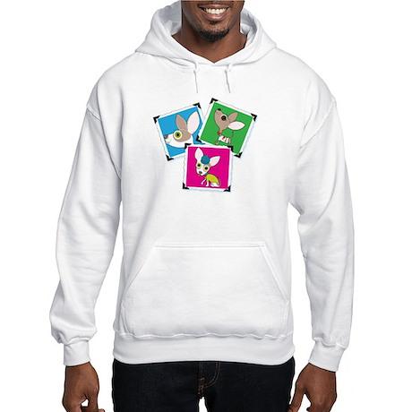 Chihuahua Photographs Hooded Sweatshirt