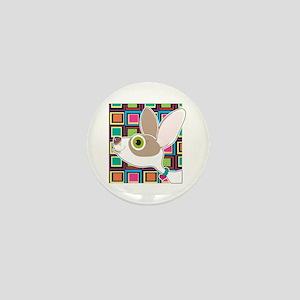 Chihuahua Portrait Mini Button