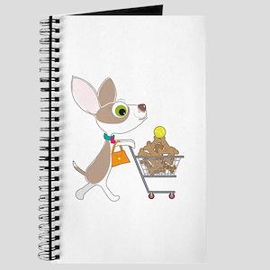 Chihuahua Shopping Journal