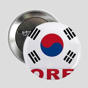 Korea Flag Button