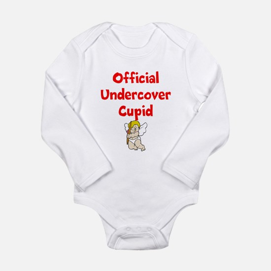 Official Undercover Cupid Long Sleeve Infant Bodys
