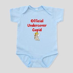 Official Undercover Cupid Infant Bodysuit