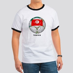 Tunisia soccer Ringer T