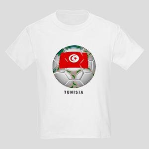 Tunisia soccer Kids T-Shirt