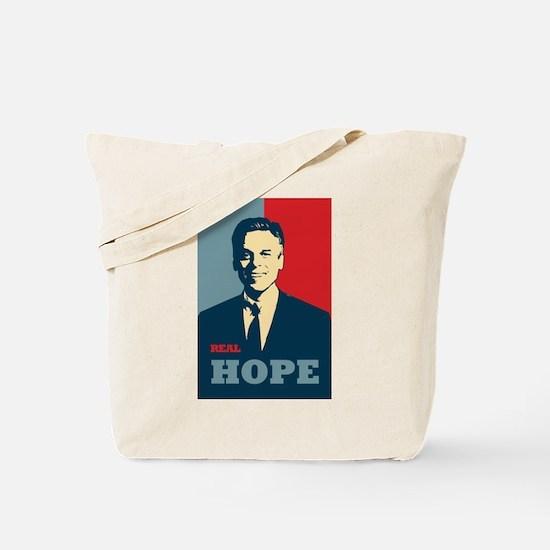 Jon Huntsman Real Hope Tote Bag