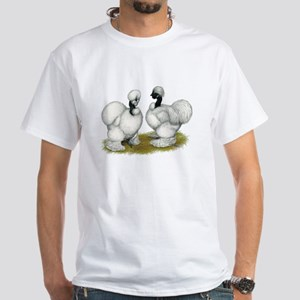 Showgirl Bantams White T-Shirt