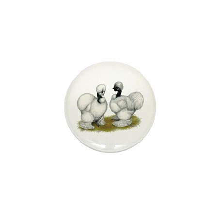 Showgirl Bantams Mini Button (100 pack)