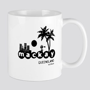 Mackay Aussie Towns Design Mug