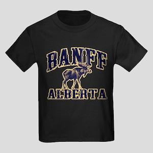 Banff Moose Kids Dark T-Shirt