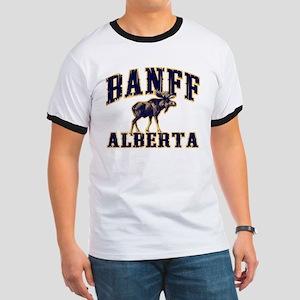 Banff Moose Ringer T