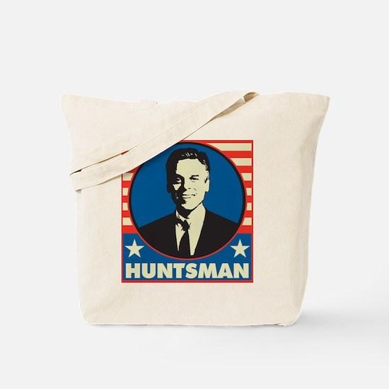 Retro Huntsman Tote Bag
