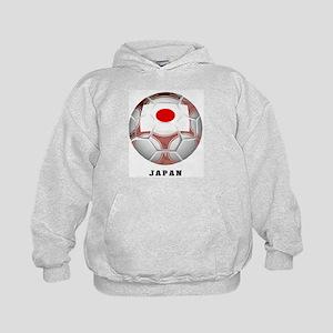 Japan soccer Kids Hoodie